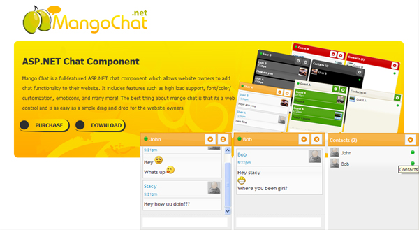 Instant Messaging For Your Website : Have it the Giant Way